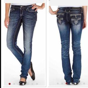 EUC Rock Revival Flo Easy Skinny Jeans